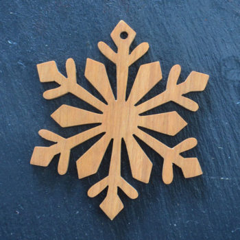 Christmas Ornament Snowflake