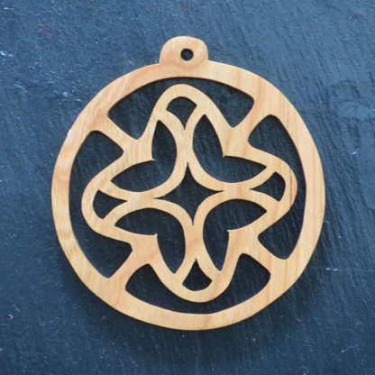 Christmas Ornament Celtic Design 005
