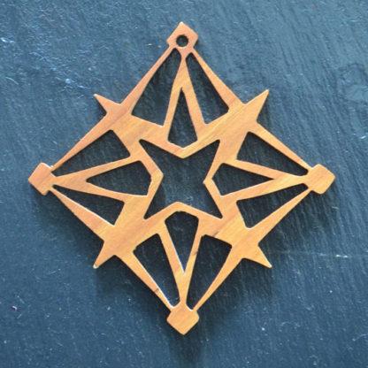 Christmas Ornament Starburst 025
