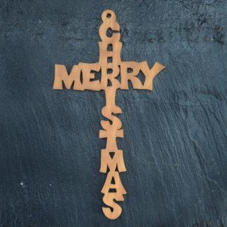 Christmas Ornament Merry Christmas 032