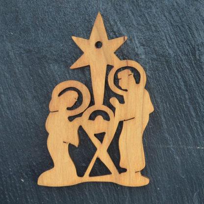 Christmas Ornament Nativity 088