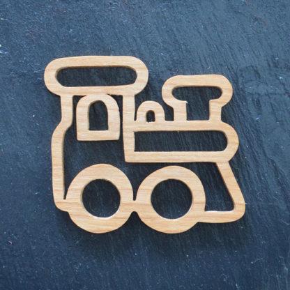 Christmas Ornament Train 114