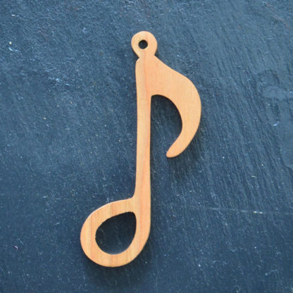 Christmas Ornament Music Note 116