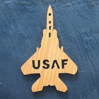 Christmas Ornament USAF 163