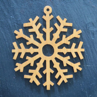 Christmas Ornament Snowflake 11 170