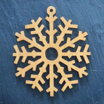 Christmas Ornament Snowflake 11 170