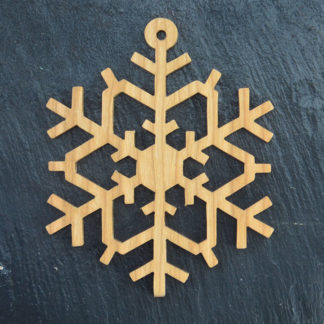 Christmas Ornament Snowflake 13 172