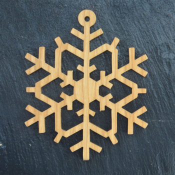 Christmas Ornament Snowflake 13 172