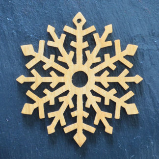 Christmas Ornament Snowflake 14 173
