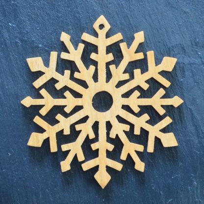 Christmas Ornament Snowflake 14 173