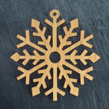Christmas Ornament Snowflake 18 177