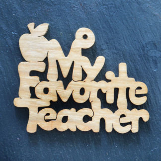 Christmas Ornament My Favorite Teacher 189