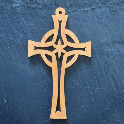 Christmas Ornament Cross 193