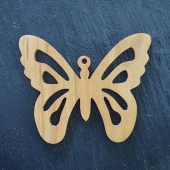 Christmas Ornament Butterfly 201