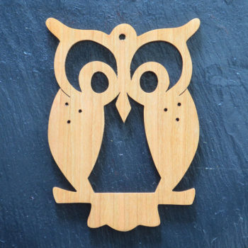 Christmas Ornament Owl 204