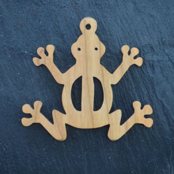 Christmas Ornament Frog 206