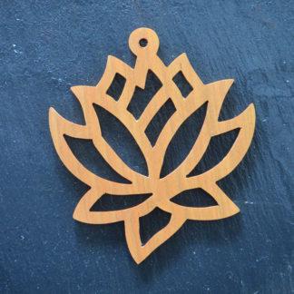 Christmas Ornament Lotus 215