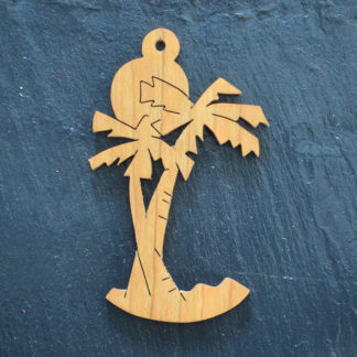 Christmas Ornament Palm Tree 219