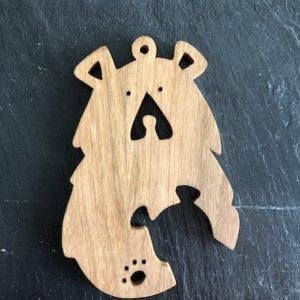 Momma Bear Ornament