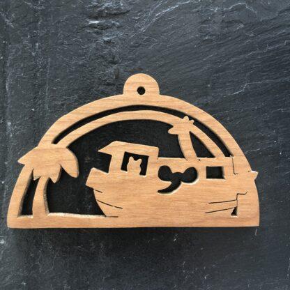 Noah's Ark Christmas Ornament 307