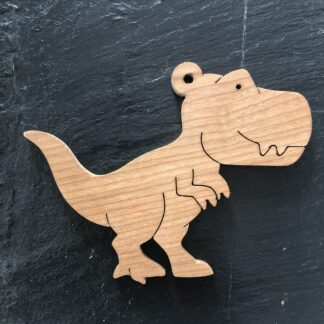 Dinosaur Christmas Ornament 299